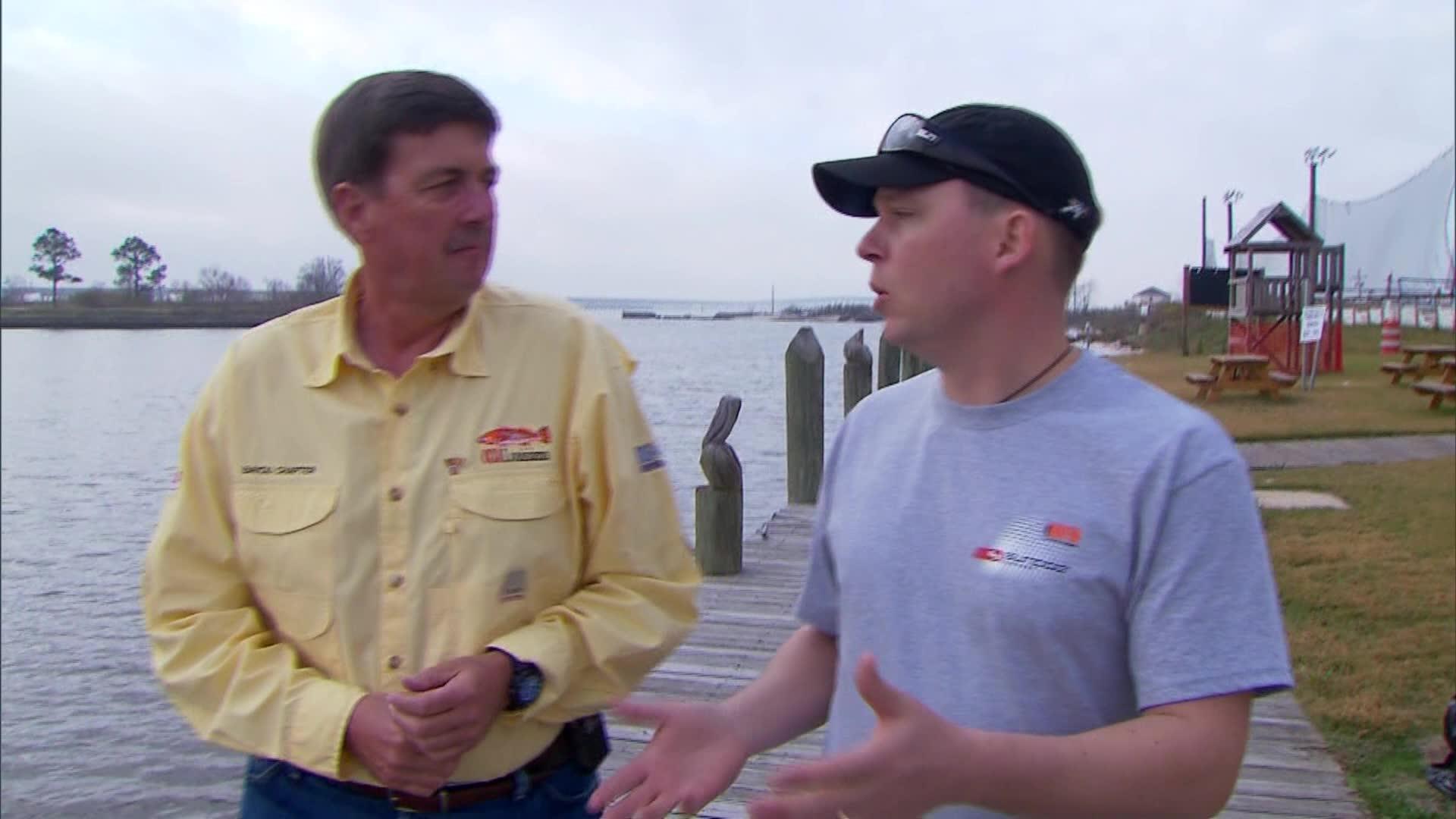 Coastal Conservation Association Volunteer