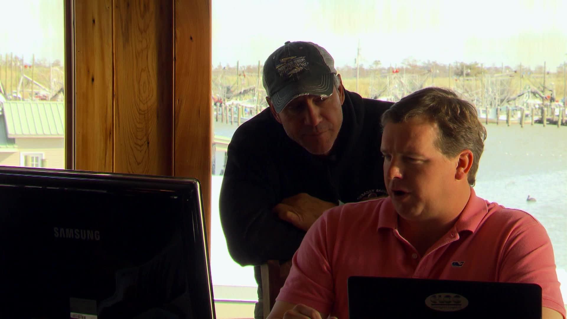 Louisiana Offshore with Rimmer Covington