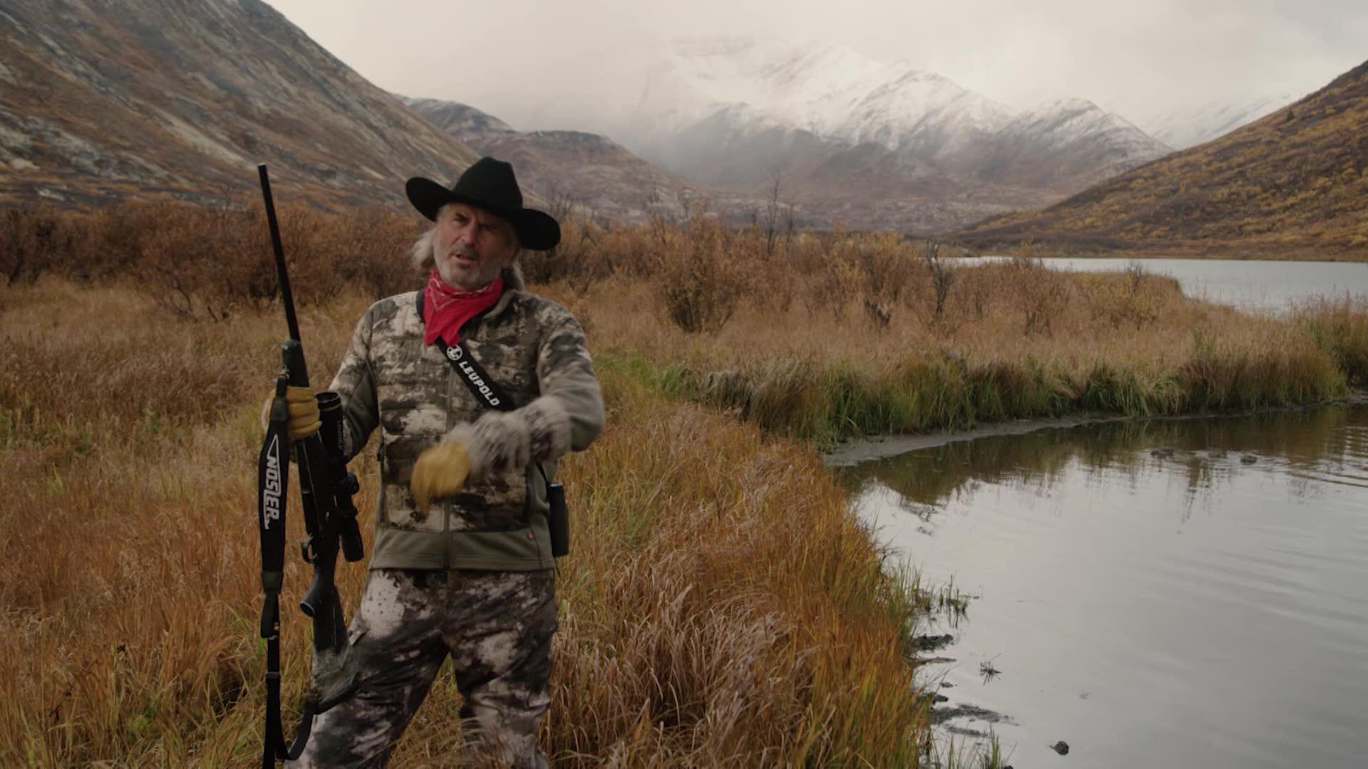 Rogue River Alaska Yukon Moose