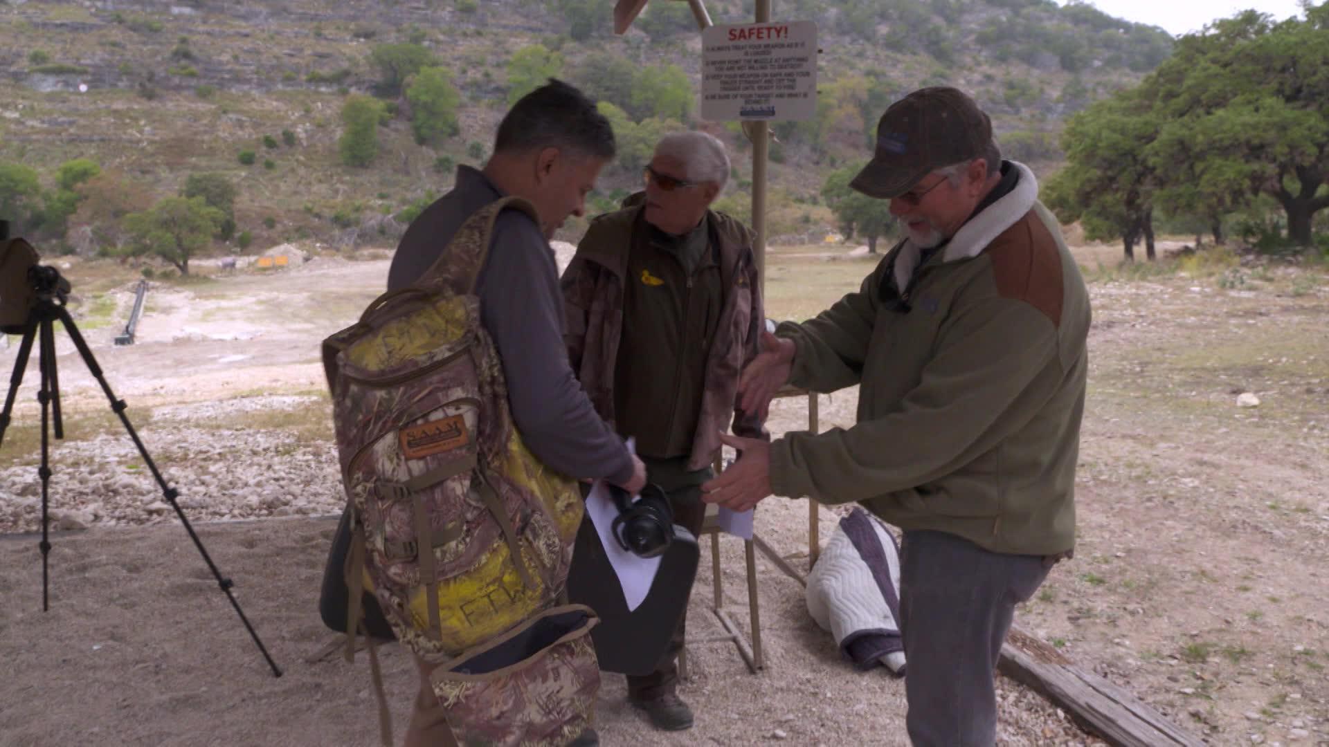 Big Bore Handgun Hunting at FTW Ranch