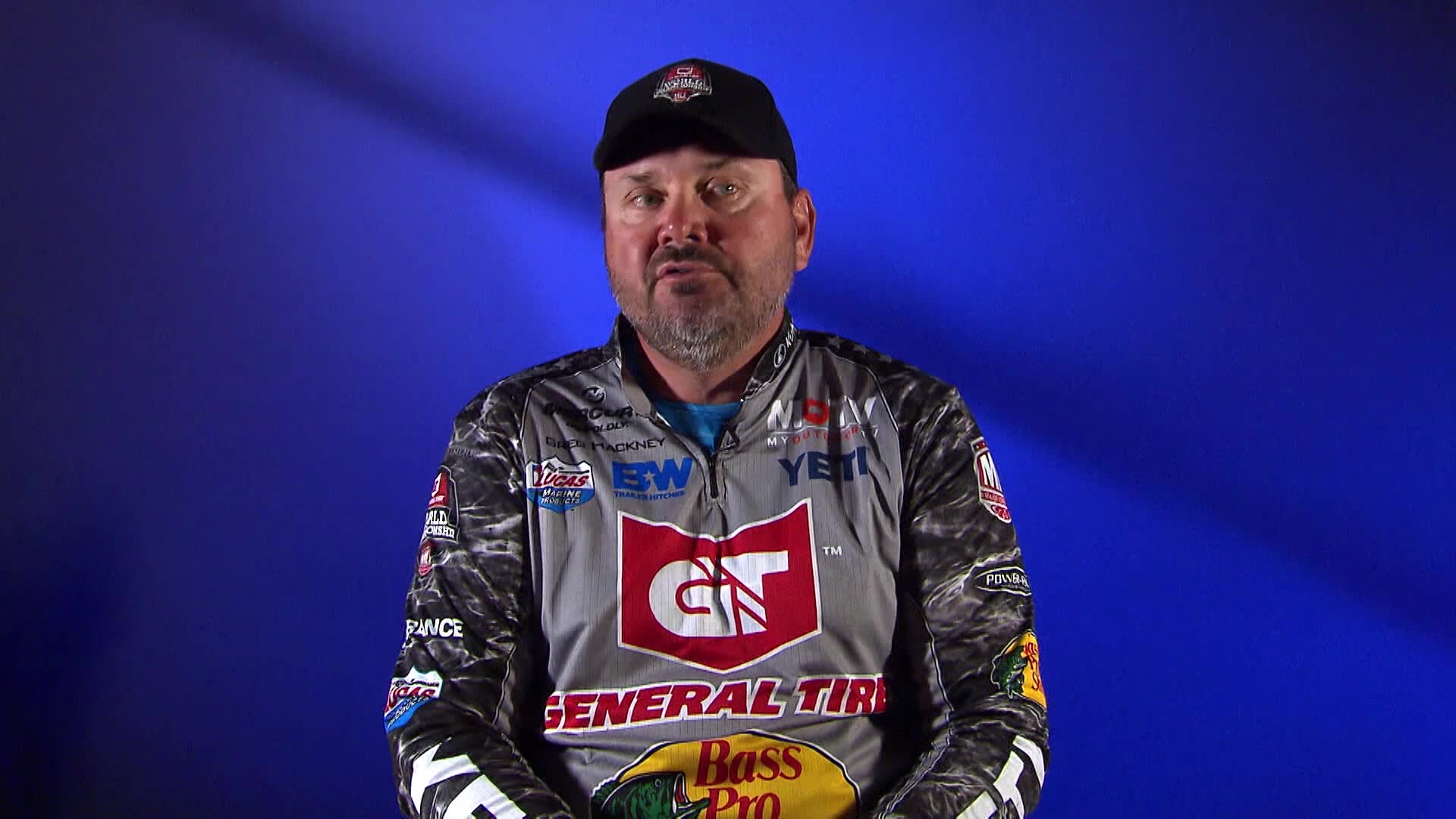 MLF POSTGAME - DAY 1: Greg Hackney