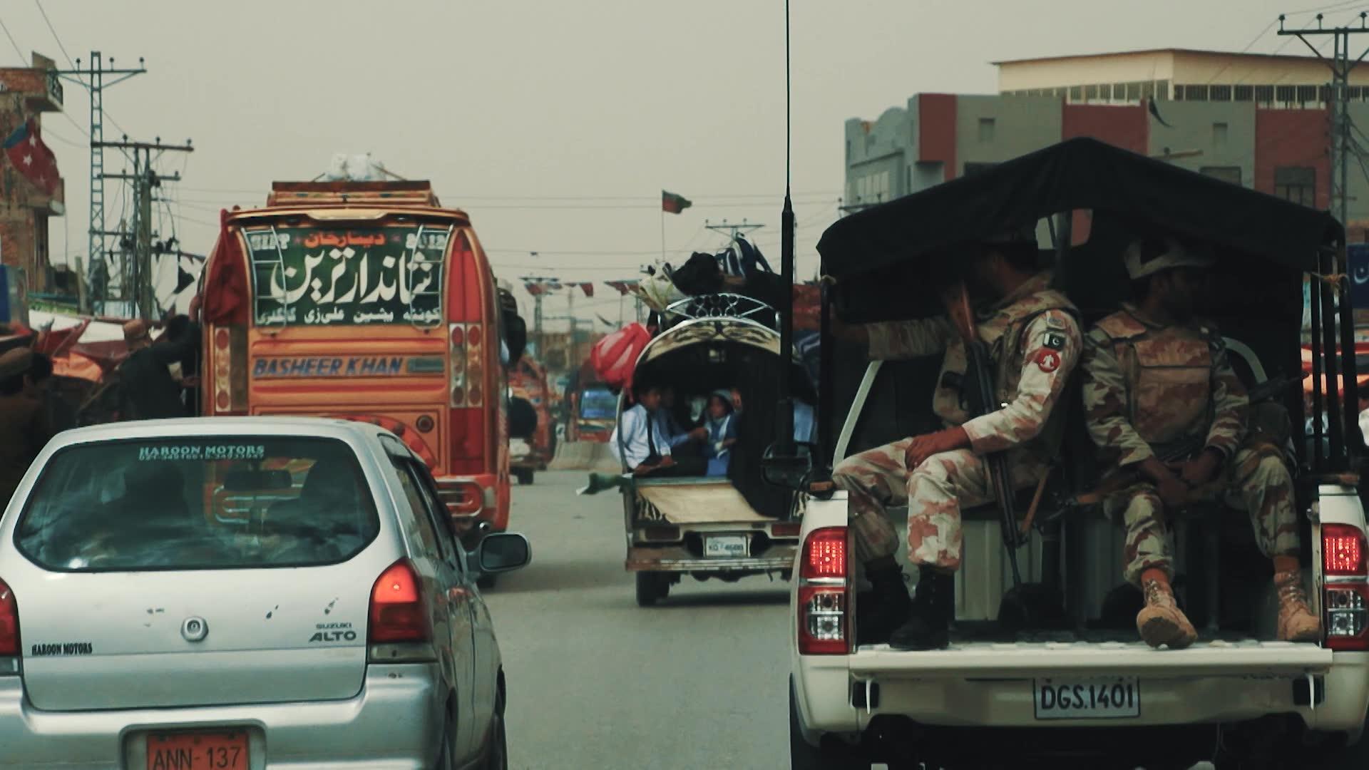 The Suleiman Markhor: Pakistan