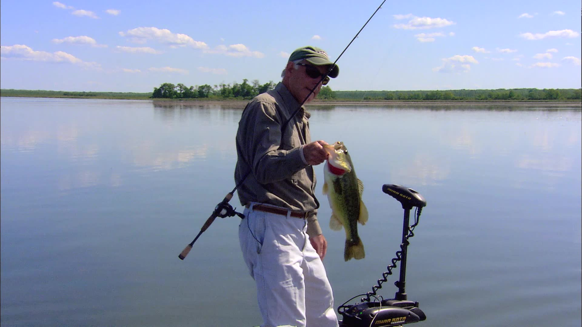 Minus System Crankbaits for Largemouths
