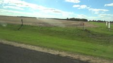 North Dakota Buck Down