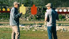 Managing Handgun Recoil