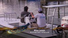 Louisiana Fly Fishing with Miles LaRose