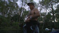 Handcatching Fish in the Dark
