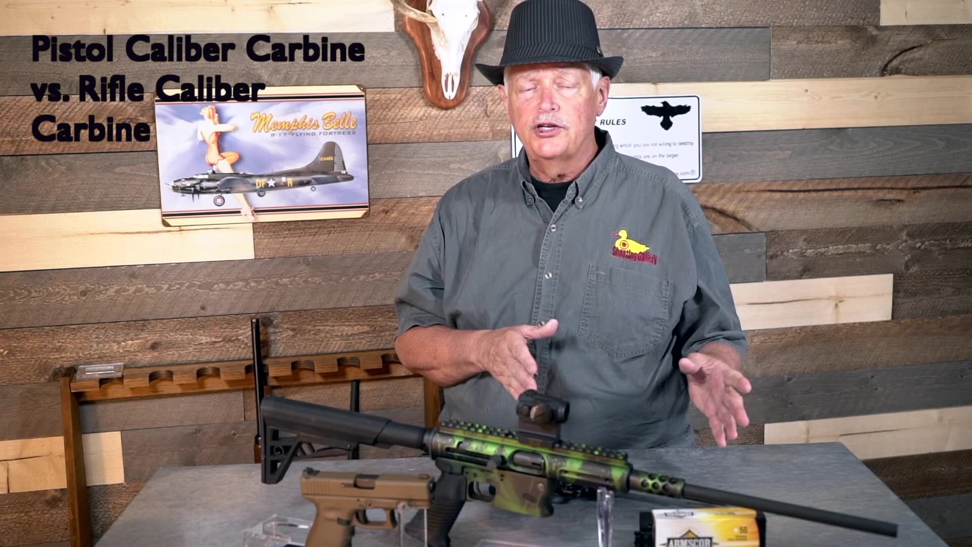 Pistol Caliber Carbines: TWN's Aero Survival Rifles
