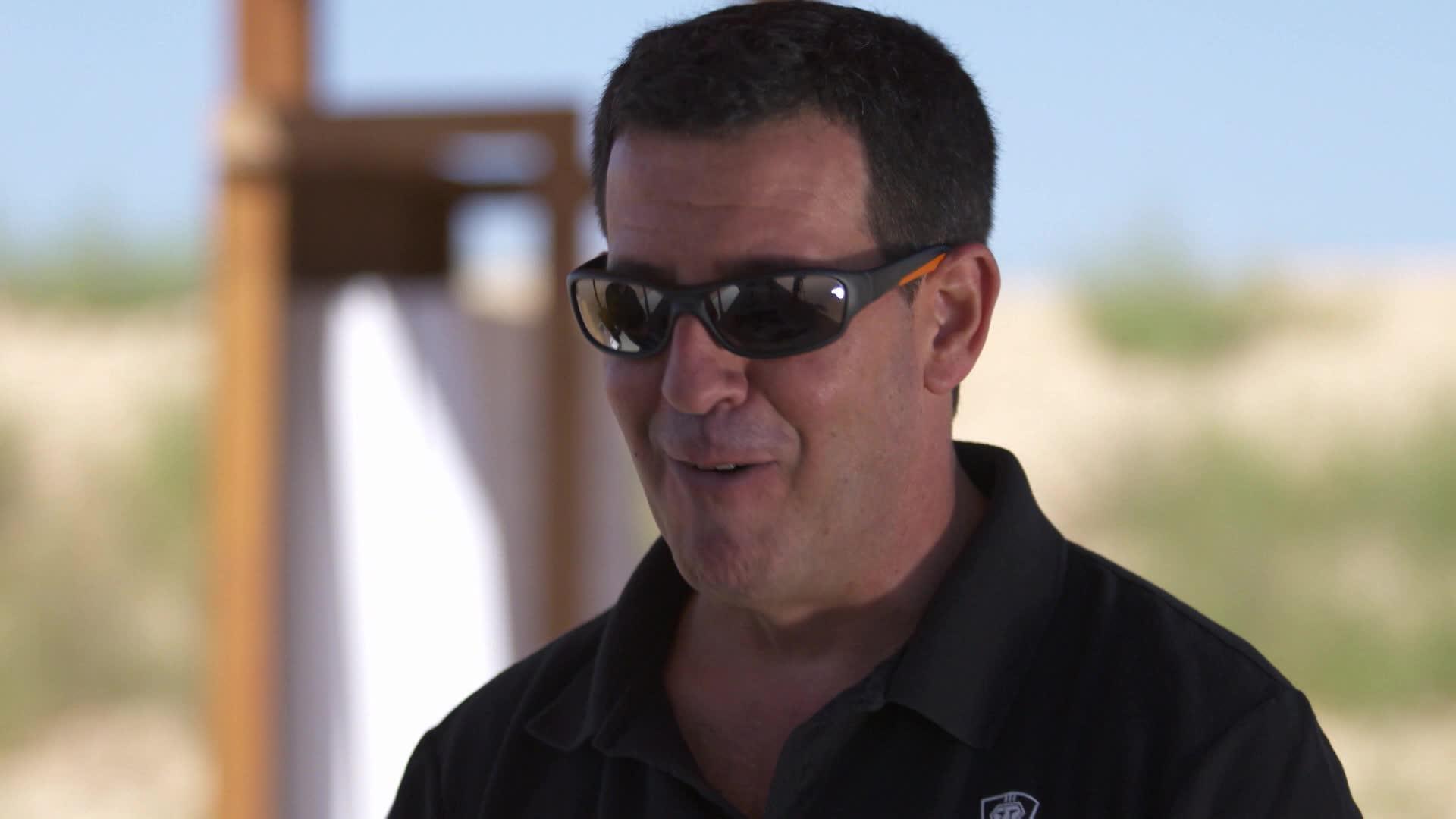 IDF Training w/ Mikey Hartman
