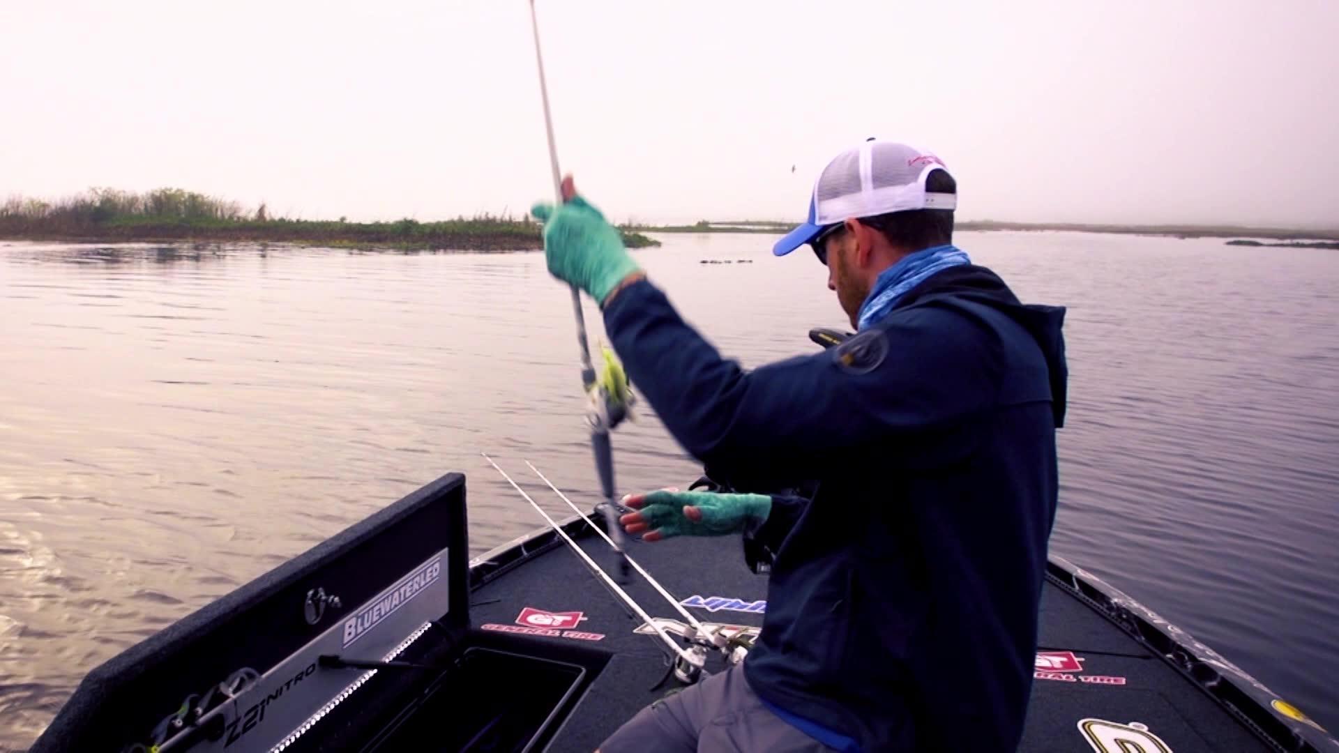 Shallow Grass Lake Florida Bass