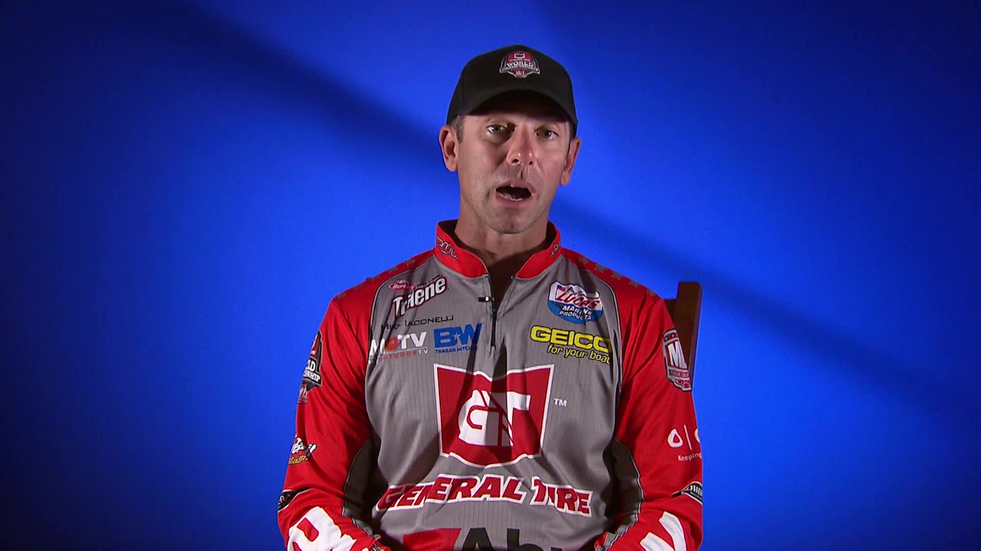 MLF POSTGAME - DAY 2: Mike Iaconelli