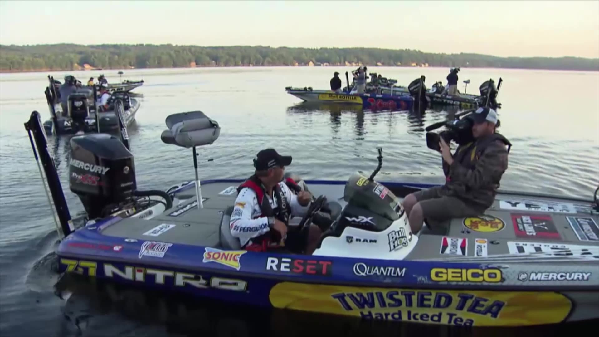 MLF Extended Cast - Summit Cup Elimination - Round 1