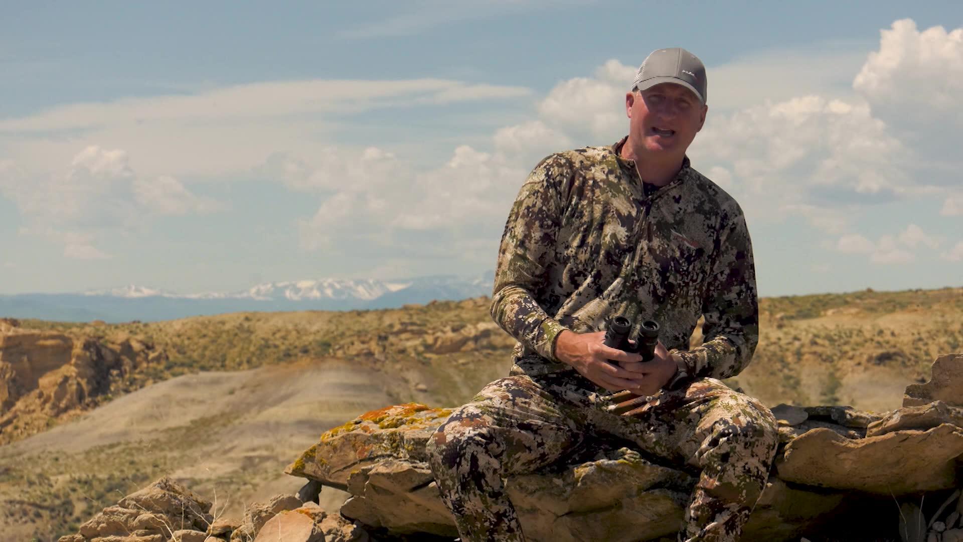 Archery Elk Hunt in Montana, 2017