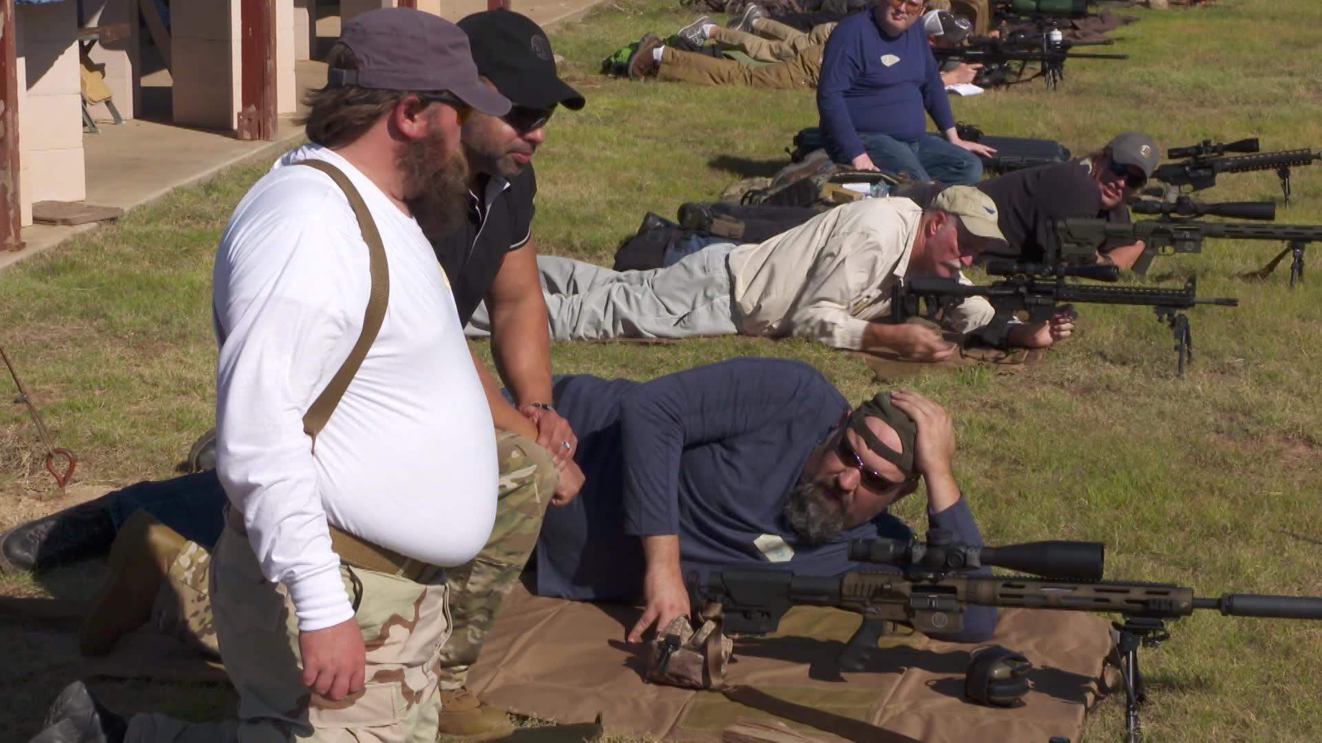 Precision Rifle with Larry Correia