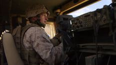 Iraqi Sniper Attack