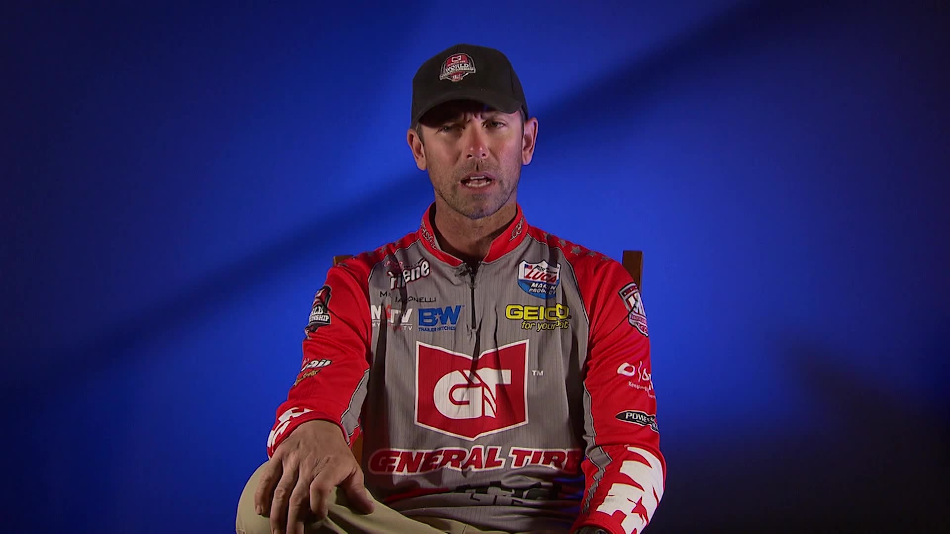 MLF POSTGAME - DAY 6: Mike Iaconelli
