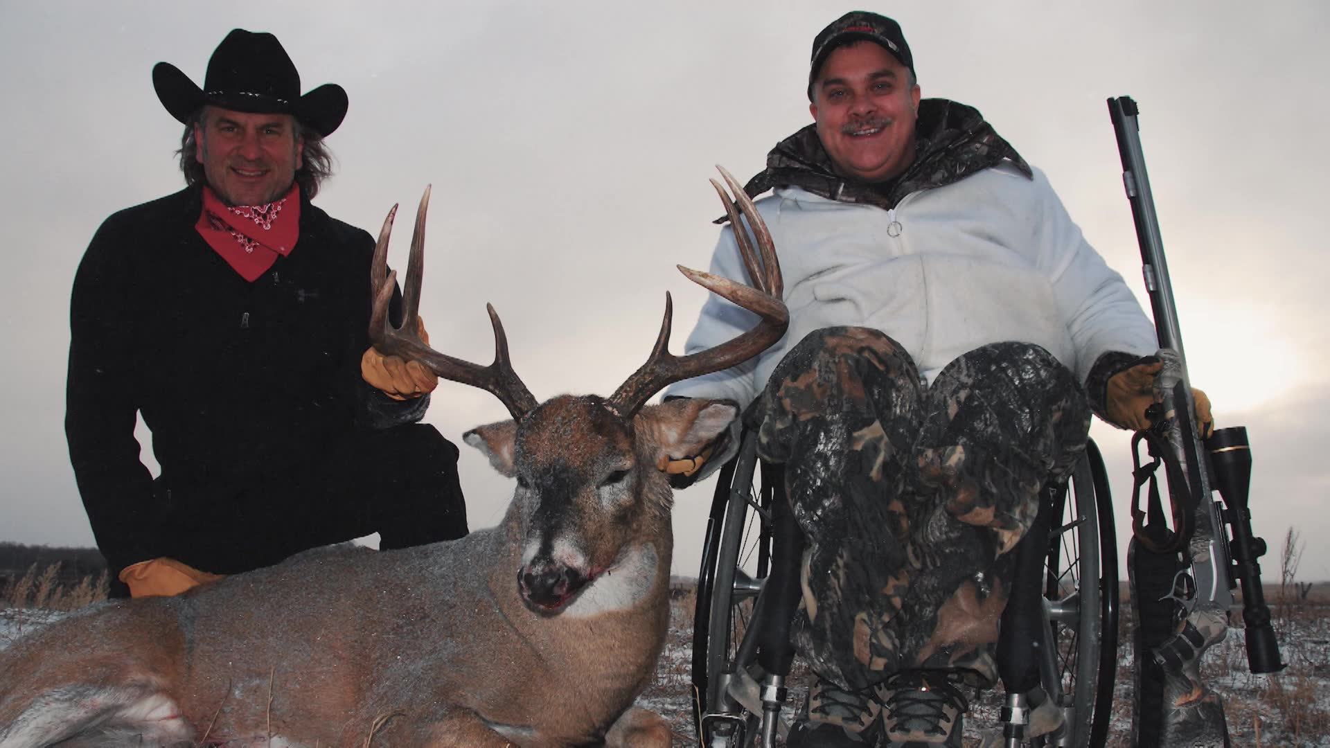 An Inspiration Whitetail Hunt