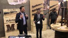 SHOT Show 2018 - Mauser
