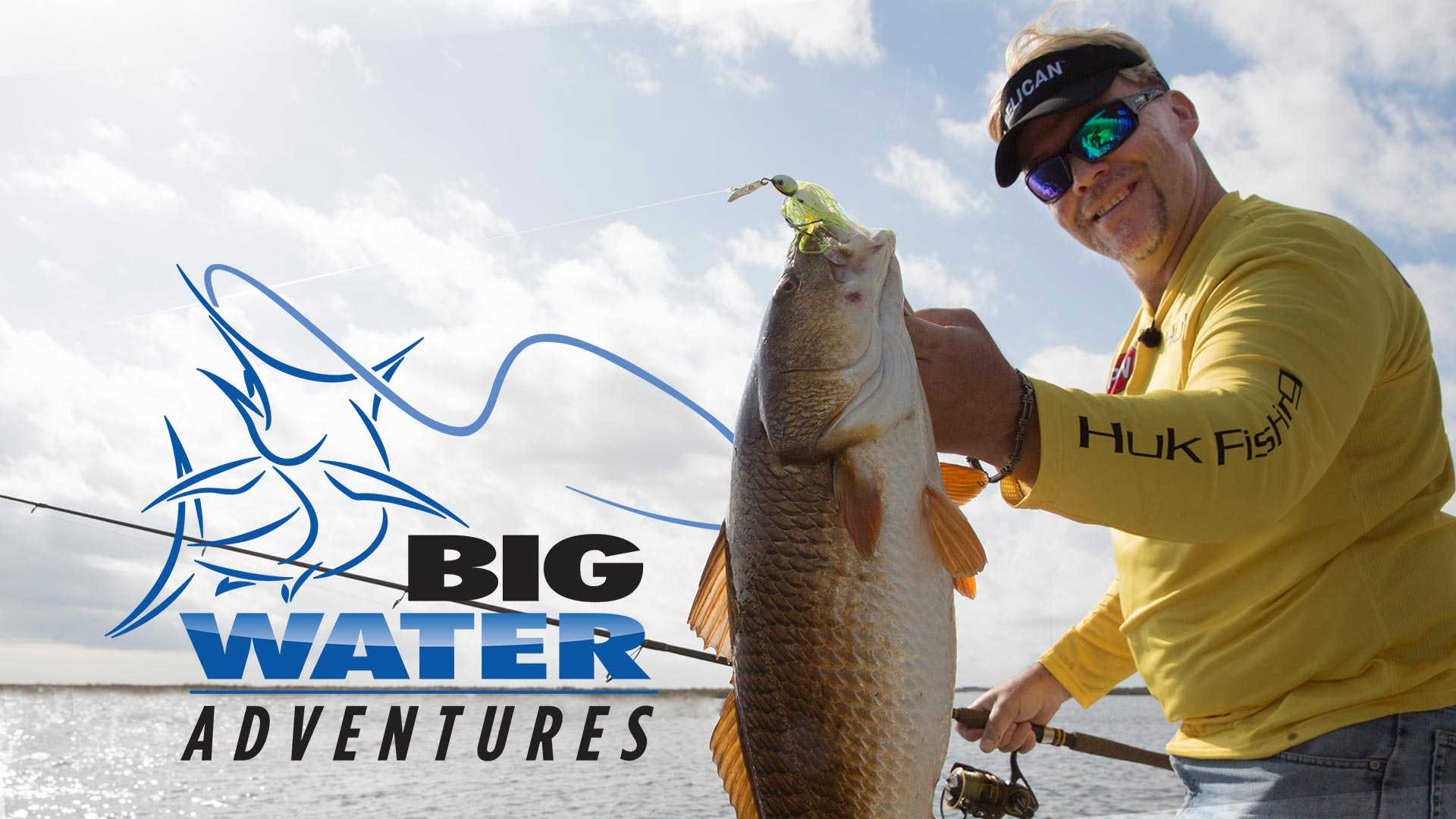 BigWater Adventures with Mark Davis