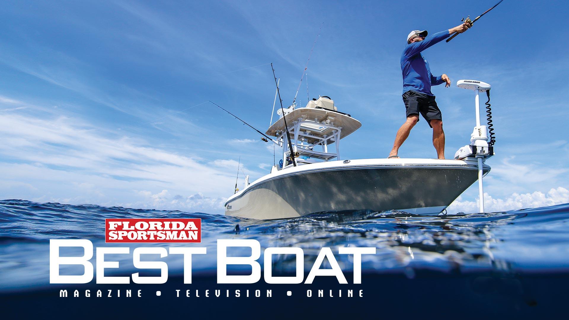 Florida Sportsman Best Boat