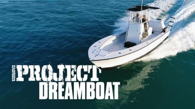 Florida Sportsman's Project Dream Boat