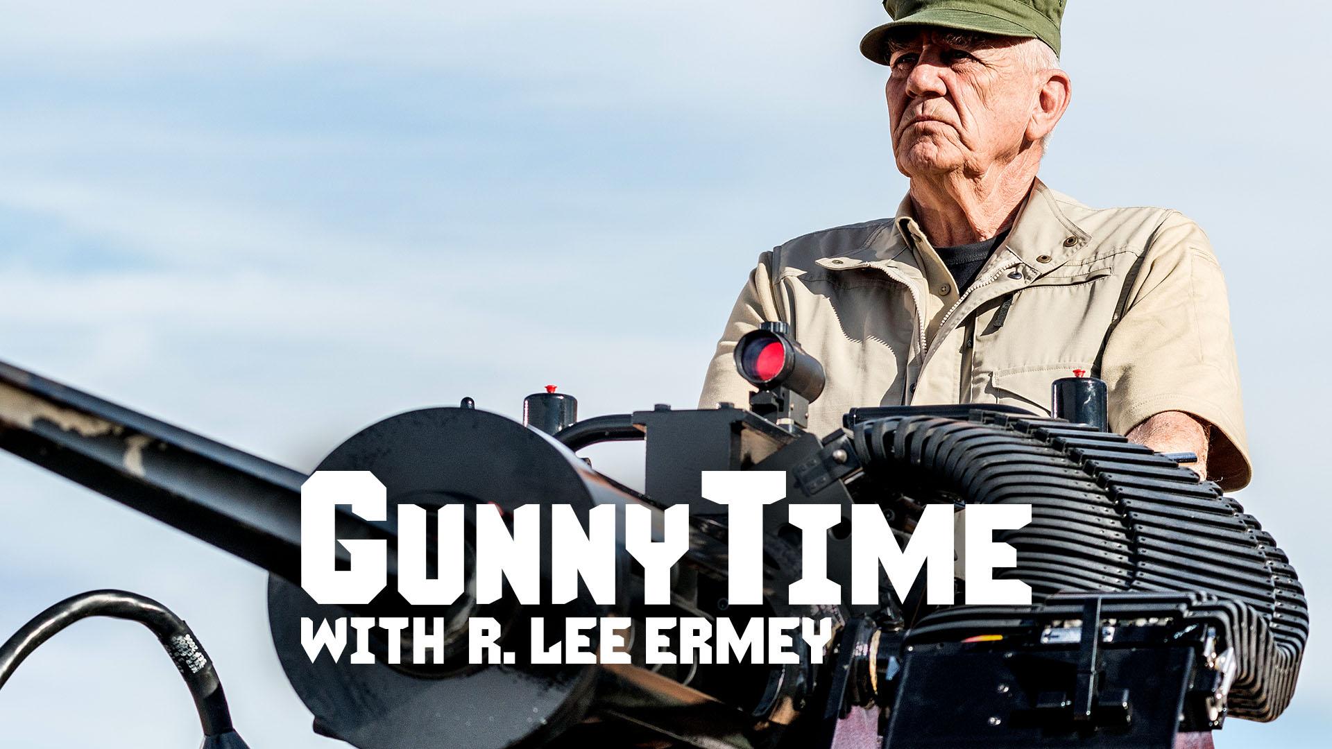 GunnyTime with R. Lee Ermey