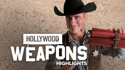 Hollywood Weapons Highlights