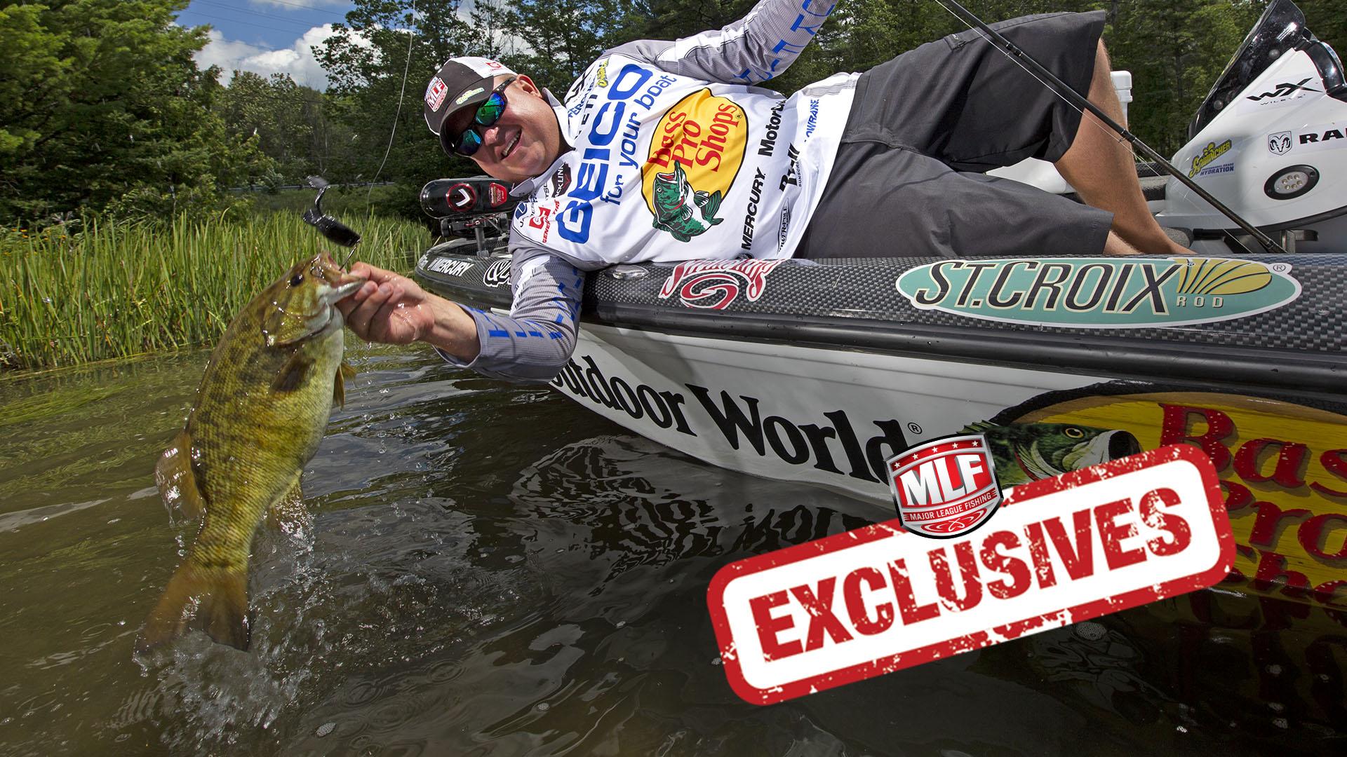 Major League Fishing Exclusives