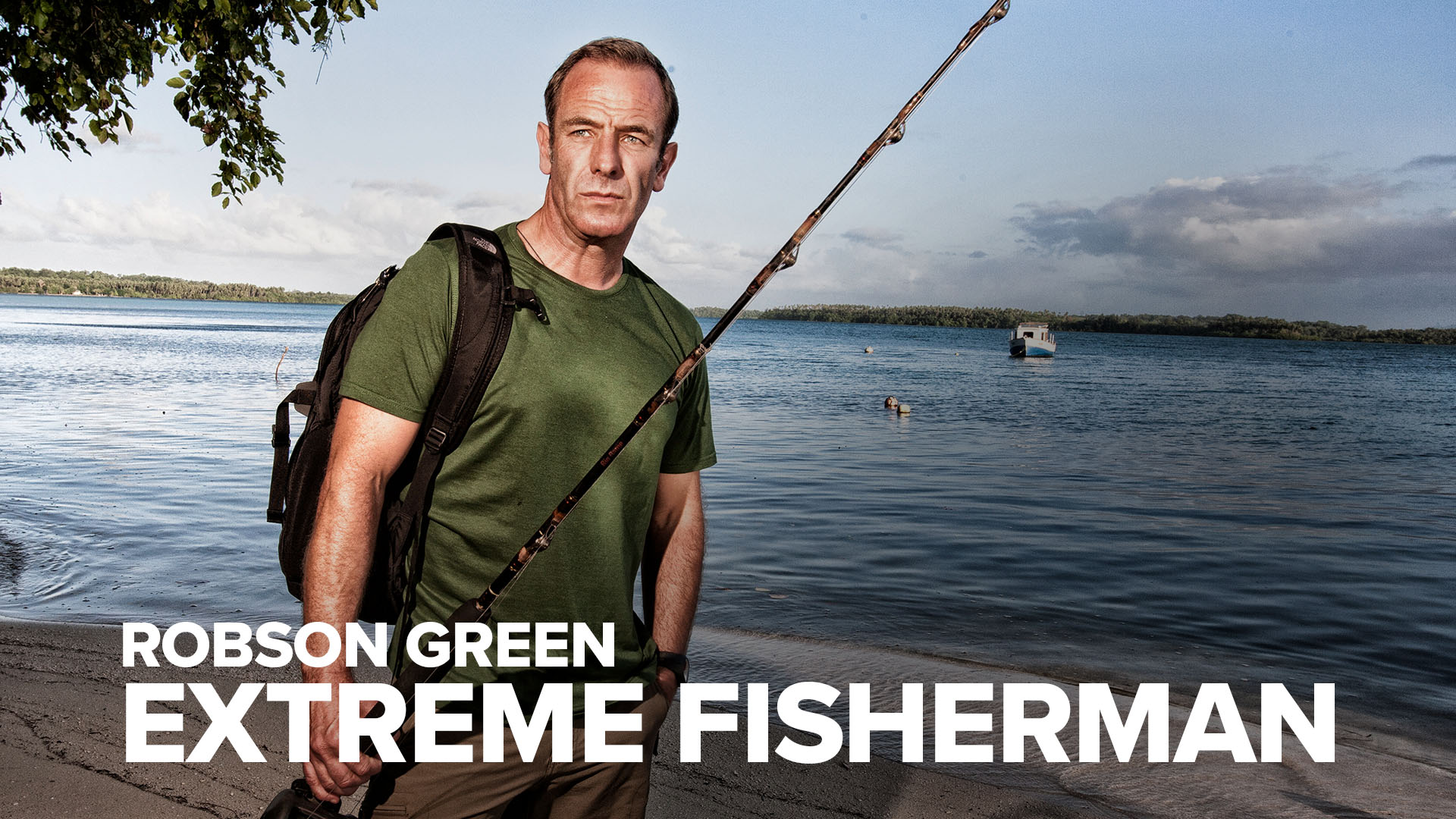 Robson Green's Extreme Fisherman