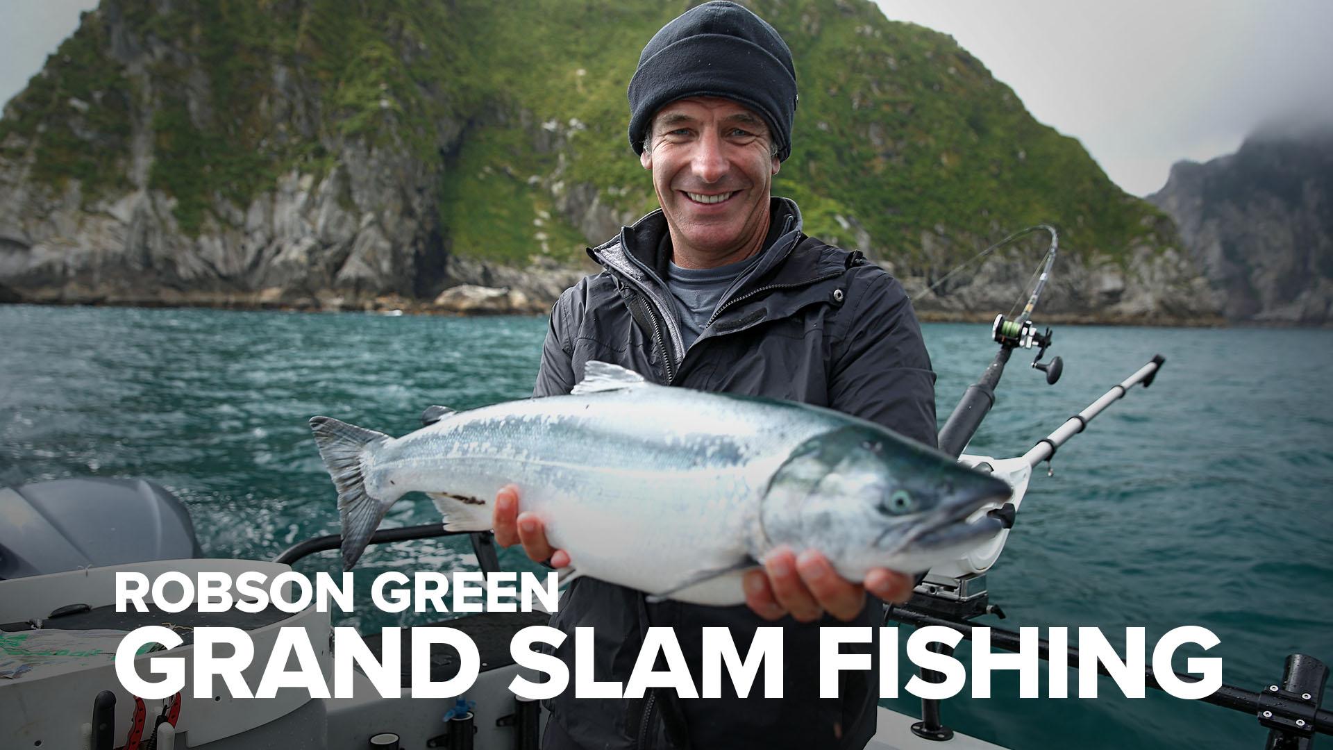 Robson Green's Grand Slam Fishing