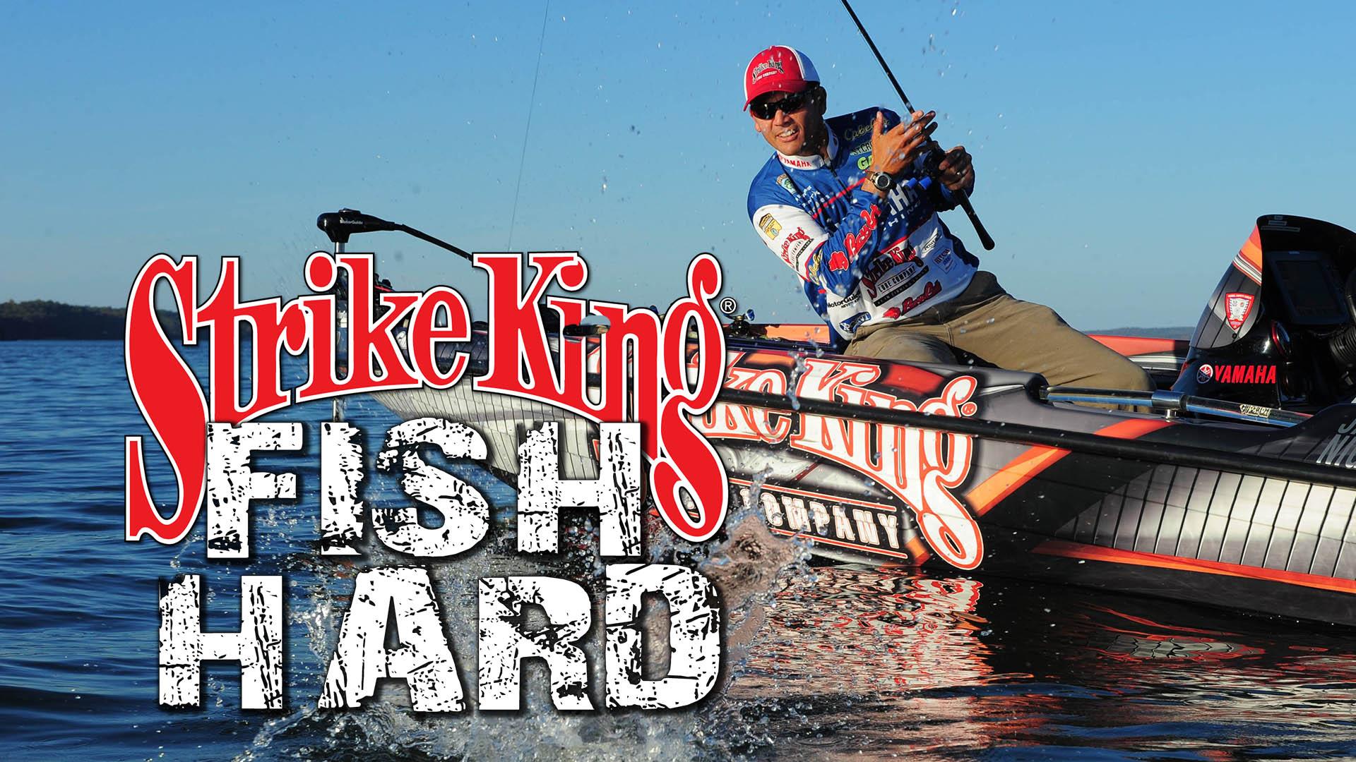 Strike King's Fish Hard